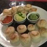 Our dough balls starter.. Delicious!