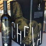 Cavalli prestigious Cheval D'or Warlord wine