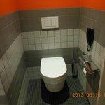 トイレは、独立!