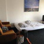 soggiorno/divano letto