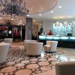 Elegante Hall e Reception