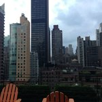 rooftop view = incredible!