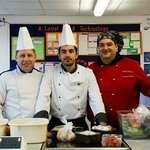 our chef and manager