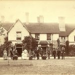The Old Rectory...many moons ago!