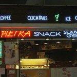 Foto van Pietra Snack Bar Cafe
