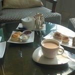 Afternoon tea, Krungthep wing