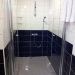 Una gran ducha