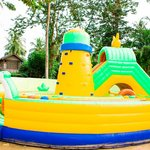 INFLATABLE COURSE