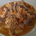 zuppa con trippa