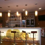 1.-Ibis Lages: bar-comedor