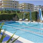 La nostra grande piscina