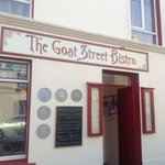 The new Goat Street Bistro, the colours changed, the awards finally got to be put up but nothing