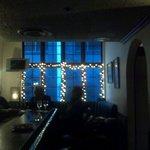 The La Serre Restaurant, Albany, NY view from the bar