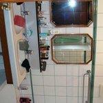 Salle de bains chambre 129