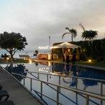 piscine + vue