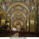 St John' Co Cathedral, Valetta