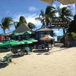 Fachada praia