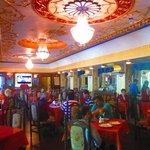 Restaurant at Hotal mandovi