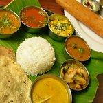 Andhra Special Dosa Meals