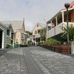 The living Maori village