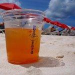 Famous RhumPunch courtesy drink