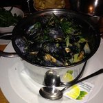 yummy muscles in thai sauce