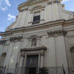 Igreja Santa Maria della Scala construída no século XVI - Trastevere