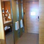 Spacious bathroom in HK!