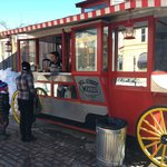 Mill Street Melts at the Popcorn Wagon
