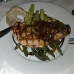Chicken Breast with Asparagus