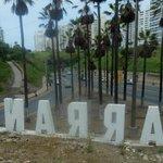 Barranco sign