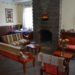 Chillout Lounge & Fireplace