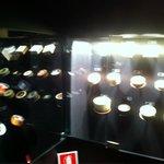 Olfattorio - Museo della Cipria, vetrina