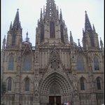 Catedral de Barcelona - Santa Eulália