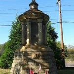 Gen. George Pickett grave site