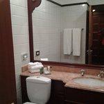 Functional bathroom