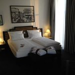 Privelege Zimmer mit tollem Design und Ausstattung