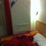 """Il quarto """"letto"""" aggiunto."""