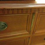 Another of the broken dresser.