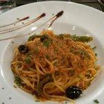 Spachetti alla Siciliana