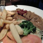 the steak platter