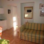 Apartment 3 - sitting area