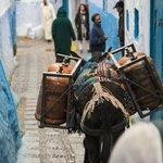 callejones de la medina