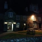An evening at the Court Farm Inn.