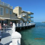 restaurants and suites view