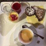 Les 5 Délices du café Gourmand!