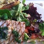 An Excellent Seared Tuna Salad