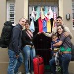 el dia de la despedida de mis amigos Chile