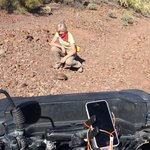 Can you believe we saw a Desert turtle on this fabulous ATV ride!