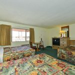 One King Two Double Family Suite